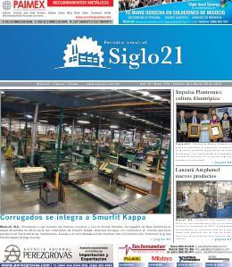 Siglo 21 Periódico Industrial 372