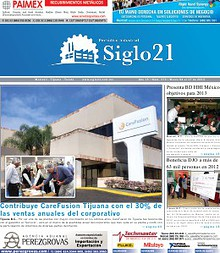 Siglo 21 Periódico Industrial