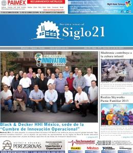 Siglo 21 Periódico Industrial 375