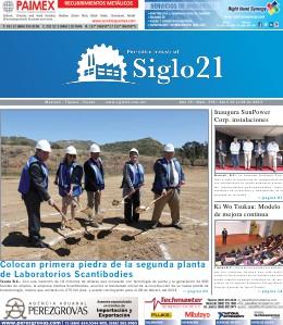 Siglo 21 Periódico Industrial 376