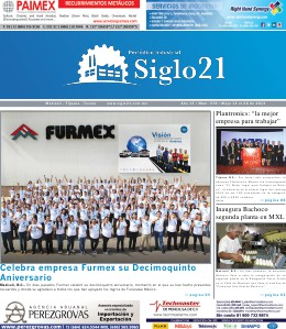 Siglo 21 Periódico Industrial 378