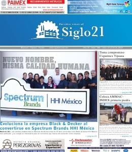 Siglo 21 Periódico Industrial 380