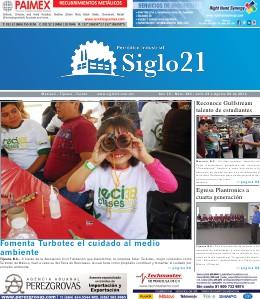 Siglo 21 Periódico Industrial 383
