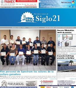 Siglo 21 Periódico Industrial 385