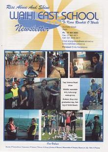East School Newsletters term 3 2013.
