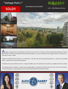 Sold Listings - Burnaby