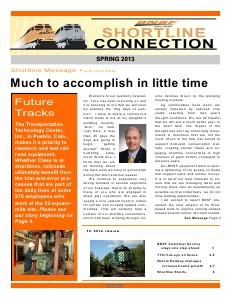 BNSF Shortline Connection Jun. 2013