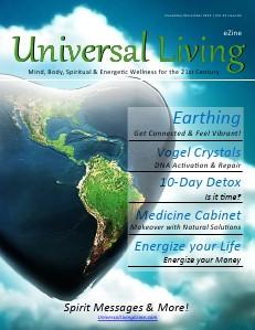 Universal Living NOV / DEC 2013 Volume 1 Issue 2