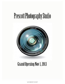 Prescott Photography Studio Folio