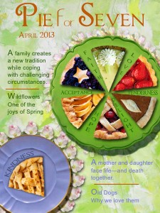 Pie for Seven April 2013