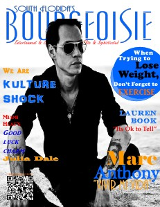 South Florida's Bourgeoisie Magazine Volume 1