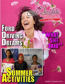 Decidete Mujer & Ford Driving Dreams