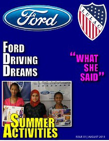 Ford Driving Dreams - LULAC