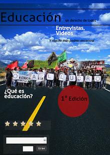 Educación: un derecho de todos