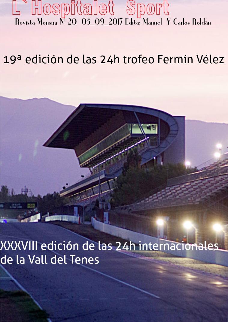 Revista  Mensual  Edita Manuel y Carlos Roldán