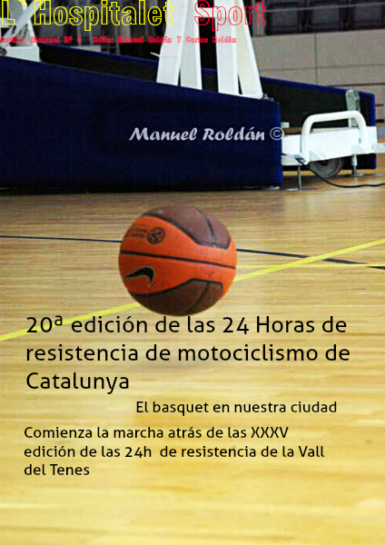 Revista quincenal  Edita Manuel y Carlos Roldán