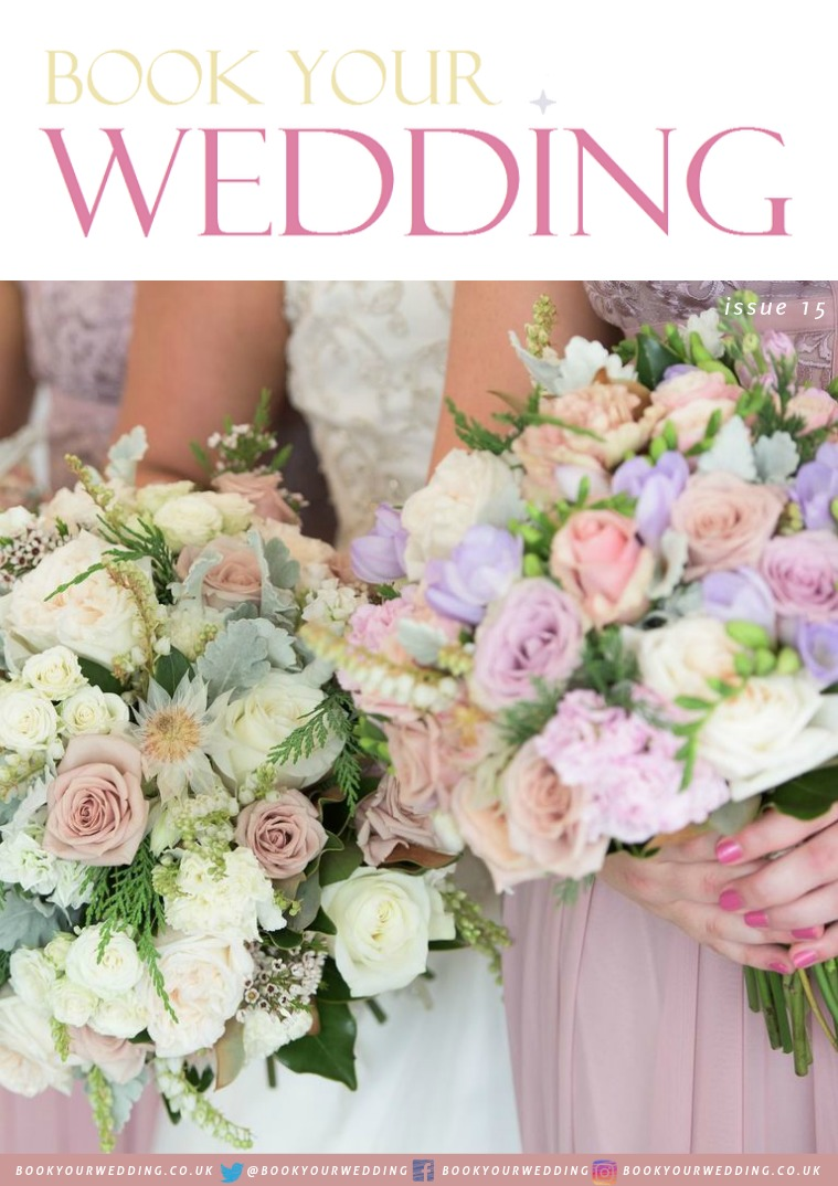 Book Your Wedding Issue 15