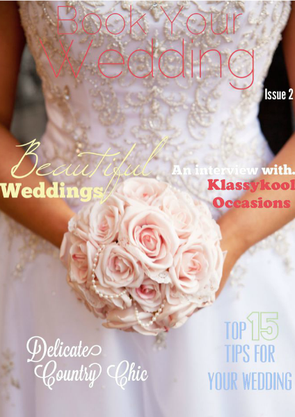 Book Your Wedding Issue 2