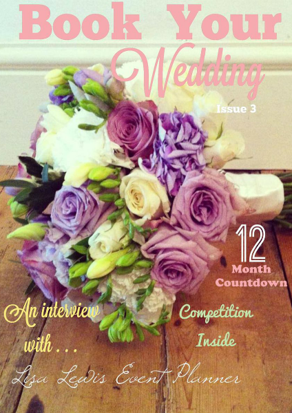 Book Your Wedding Issue 3