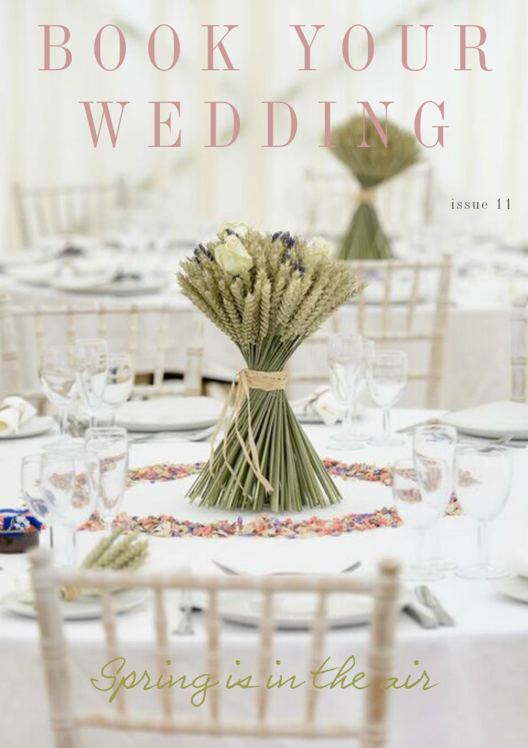 Book Your Wedding Issue 11