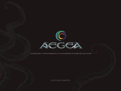 AEGEA - Find Your Place In Our World - Issue: 2013 (SPANISH) December 2013