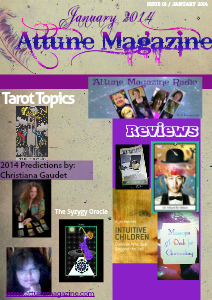 Attune Magazine Attune Magazine January 2014