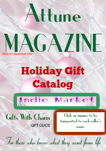 Attune Magazine Holiday Catalog Volume 2