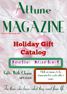 Attune Magazine Holiday Catalog