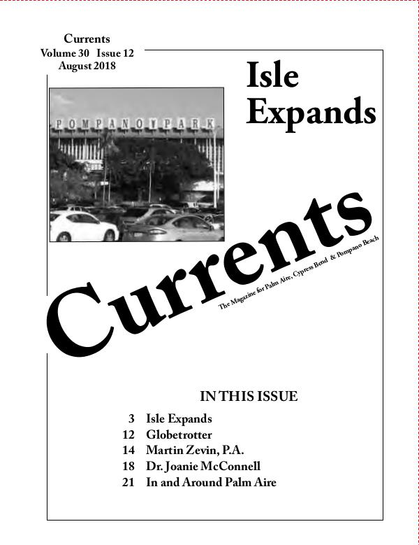 CURRENTS August 2018