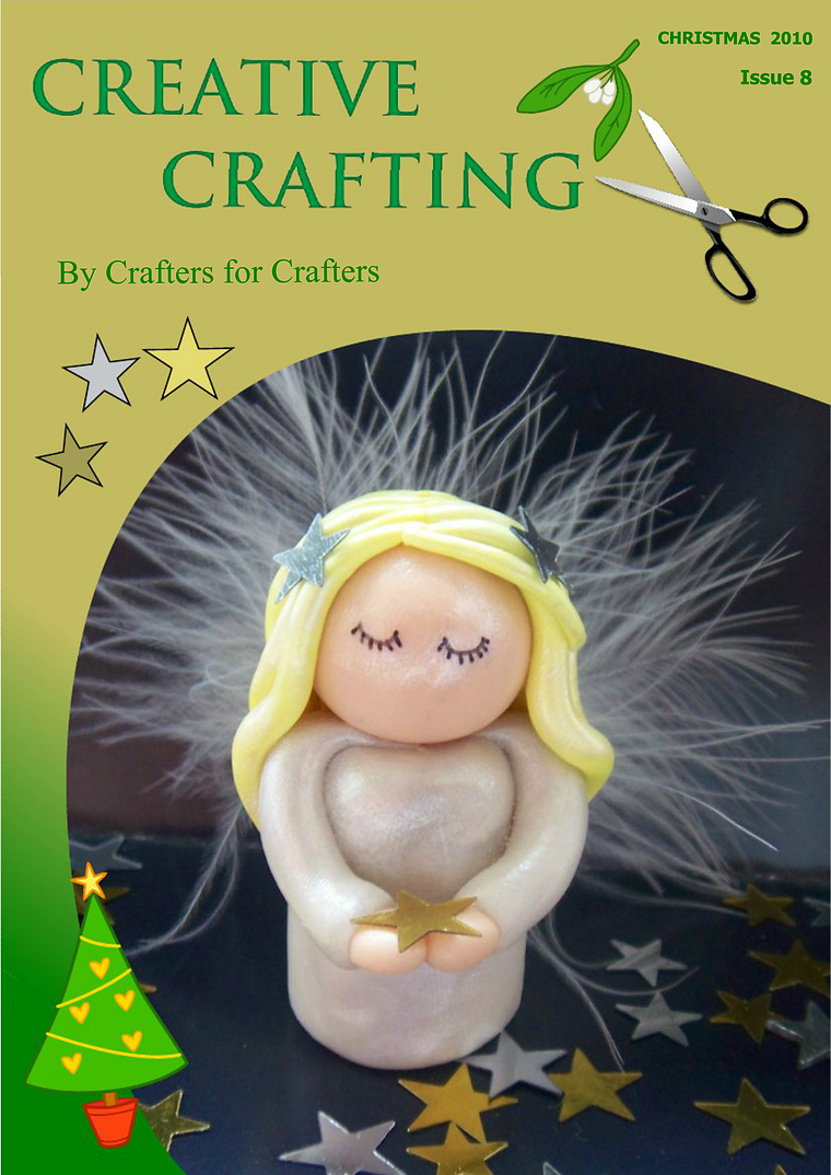 Creative Crafting Magazine Creative Crafting Magazine December 2010