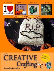 Creative Crafting Magazine Creative Crafting Magazine October 2011