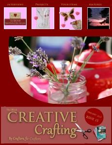 Creative Crafting Magazine Creative Crafting February 2012