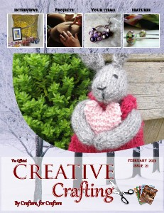Creative Crafting Magazine February 2013 Issue 21