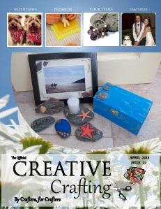 Creative Crafting Magazine Issue 22, April 2013
