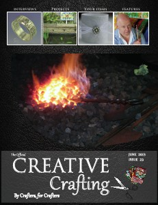 Creative Crafting Magazine Issue 23, June 2013
