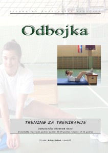 Volleyball and school program () Trening za treniranje