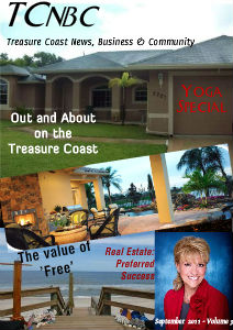 Treasure Coast News, Business and Community Sept. 2011