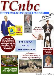 Treasure Coast News, Business and Community Nov. 2011