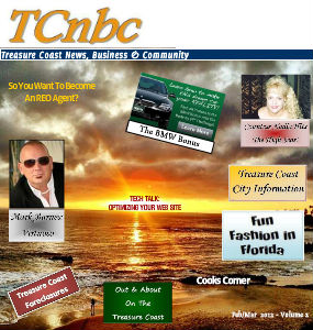 Treasure Coast News, Business and Community Feb. 2012
