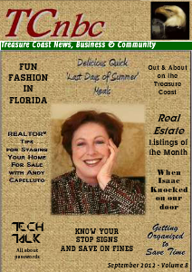 Treasure Coast News, Business and Community September 2012