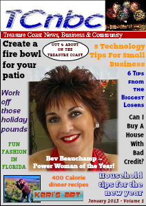 Treasure Coast News, Business and Community January 2013
