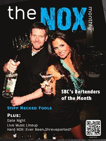 """the NOX"" - SBC's Premier Entertainment Magazine"