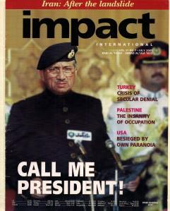 Impact International () July2001