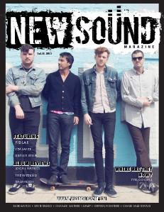 NEW SOUND MAGAZINE NEWSOUND_VOL_IX_2013