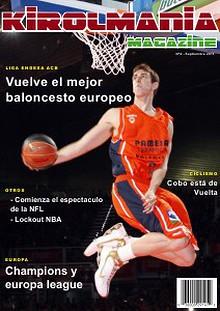 KIROLMANIA Magazine Agosto 2011