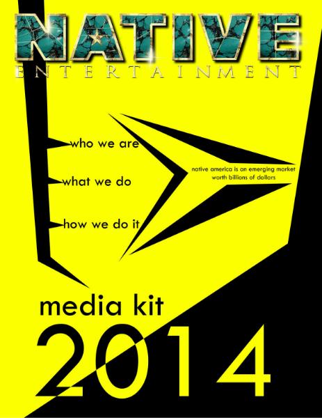 Media Kit Packages MEDIA KIT