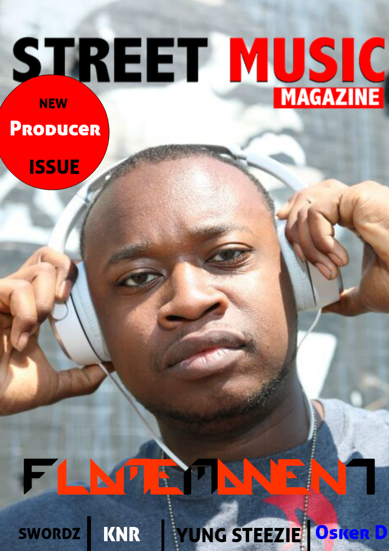 StreetMusicMagazine Volume 8 Producer issue
