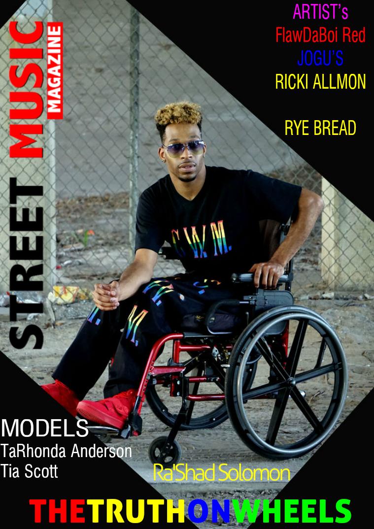 Street Music Magazine Special Edition 1 Street Music Magazine Special Edition 1 issue