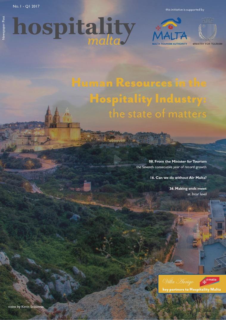 Hospitality Malta 1