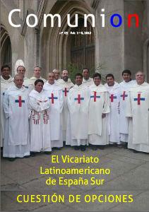 Comunion Revista Comunion nº 03 - 2012